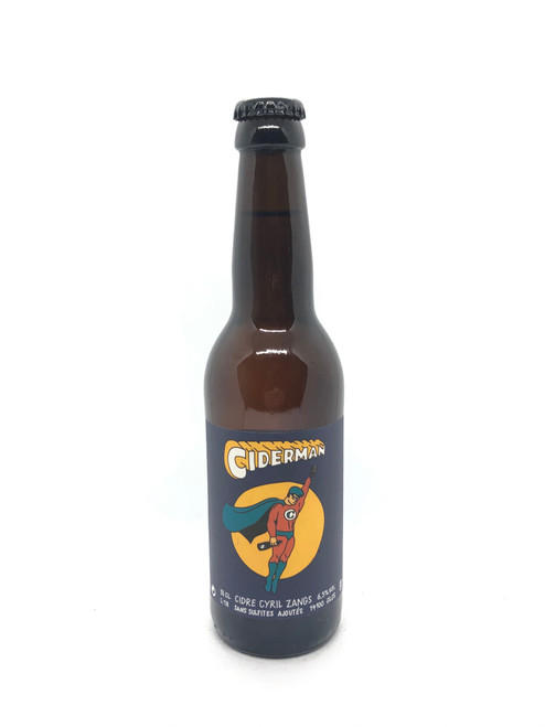 Cyril Zangs, Ciderman (330mL)