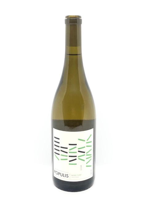 Populis, Wabi-Sabi White Wine California