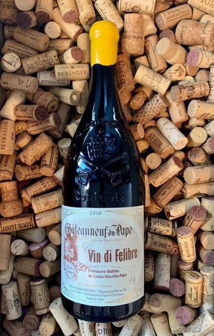 Domaine de Mathieu, Châteauneuf-du-Pape Vin di Felibre 1.5L