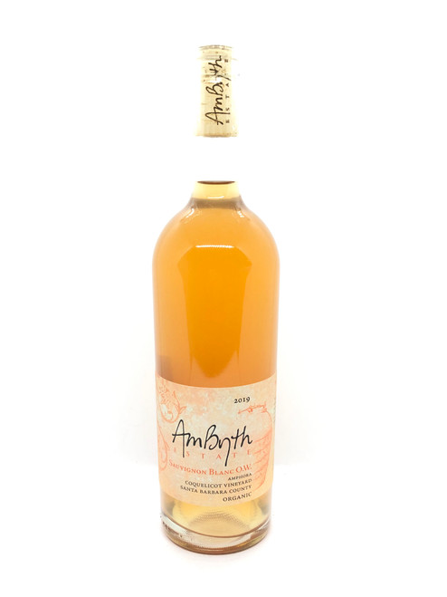 AmByth Estate, Sauvignon Blanc O.W Coquelicot Vineyard Santa Barbara County