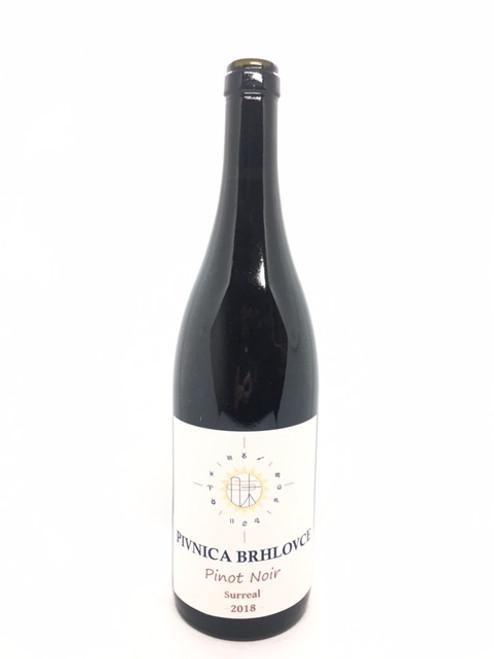 Pivnica Brhlovce, Pinot Noir