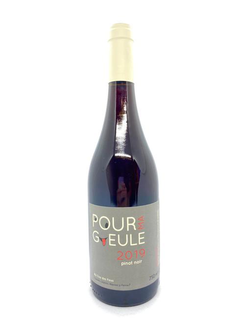 Clos des Fous, Pinot Noir Pour Ma Gueule Valle del Itata