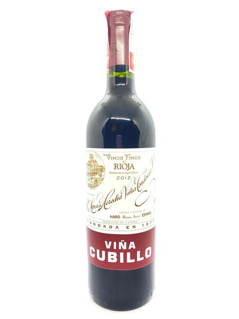Bodegas R. Lopez de Heredia Viña Tondonia, Viña Cubillo Rioja Crianza