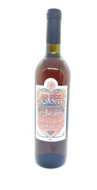 Cradle of Wine, Kakheti Alex's Wine
