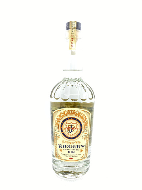 J. Rieger & Co., Midwestern Dry Gin