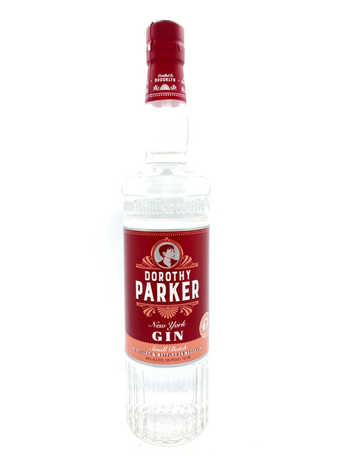 New York Distilling Company, Brooklyn Dorothy Parker American Gin 88 Proof