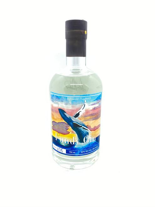 Still Fired Distilleries Fundy Gin