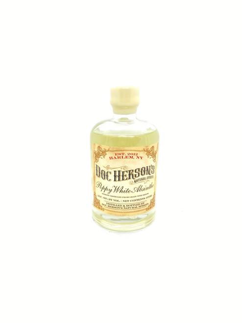 Doc Herson's Natural Spirits, Poppy White Absinthe (375mL)