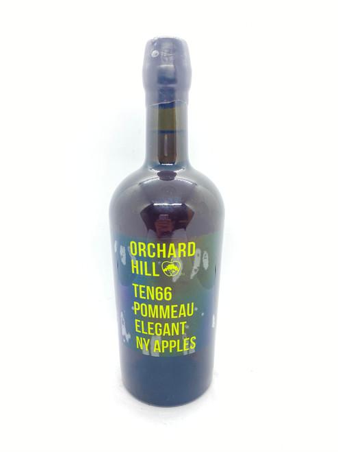 Orchard Hill Cider Mill, Ten66 Pommeau Verde Elegant NY Apples (NV)