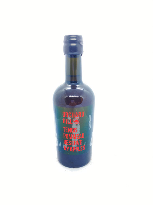 Orchard Hill Cider Mill, Ten66 Pommeau Reserve NY Apples (NV) (375mL)