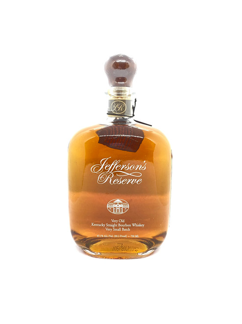 Jefferson's, Reserve Very Small Batch Old Kentucky Straight Bourbon Whiskey