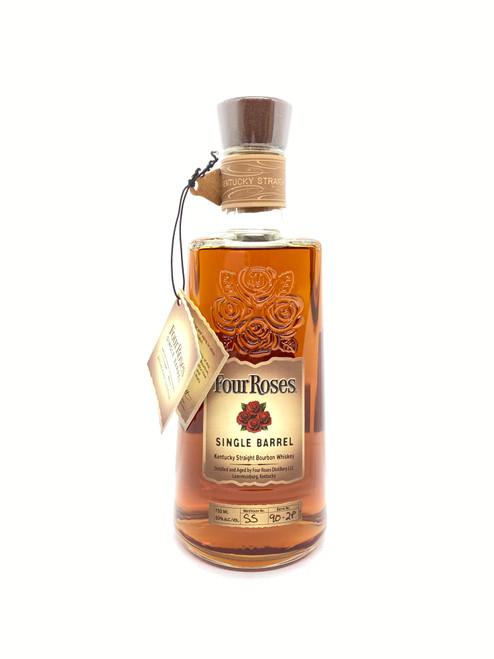 Four Roses, Single Barrel Kentucky Straight Bourbon Whiskey 100 Proof