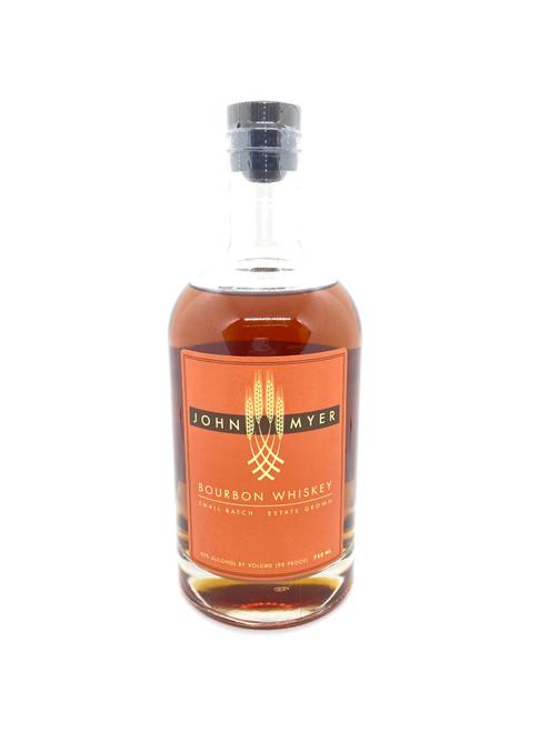 Myer Farm Distillers, John Myer Small Batch Straight Bourbon Whiskey (NV)