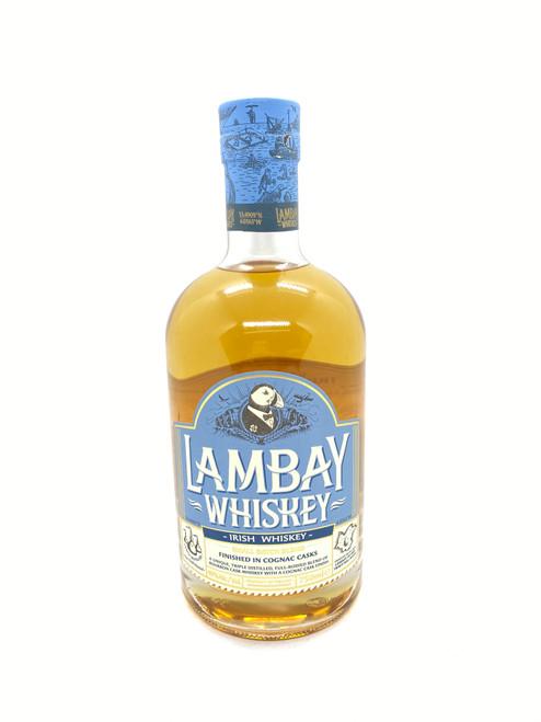 Lambay Whiskey, Small Batch Blend Irish Whiskey