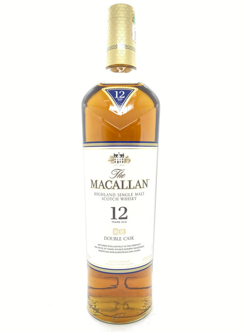 The Macallan, Double Cask 12 Years Old Highland Single Malt Scotch Whisky