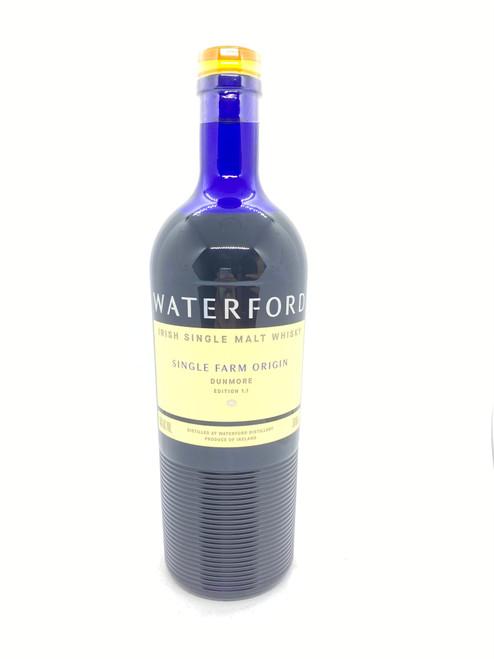 Waterford Distillery, Dunmore Single Farm Origin Irish Single Malt Whisky Edition 1.1