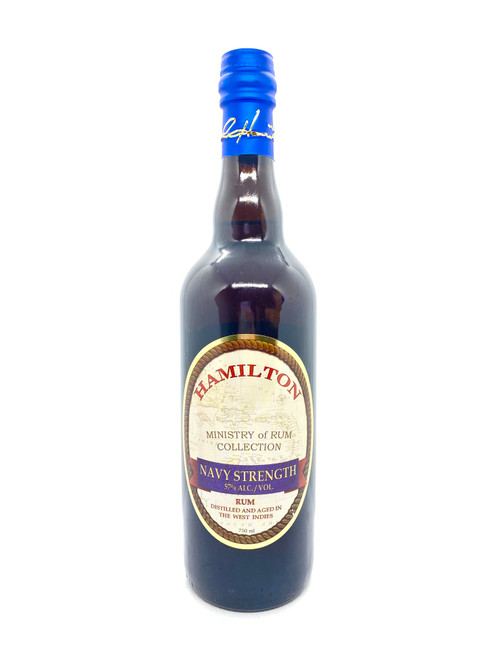Hamilton Ministry of Rum, Ministry of Rum Collection Navy Strength Rum