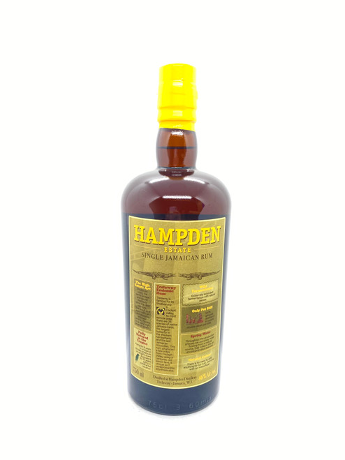 Hampden Estate, Pure Single Jamaican Rum