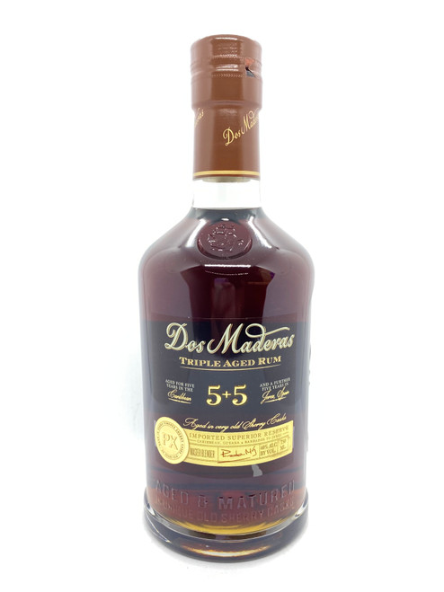 Dos Maderas, 5+5 Year Old PX Double Aged Rum