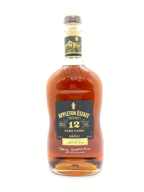 Appleton Estate, Appleton Est Rare Blend 12 Year Old