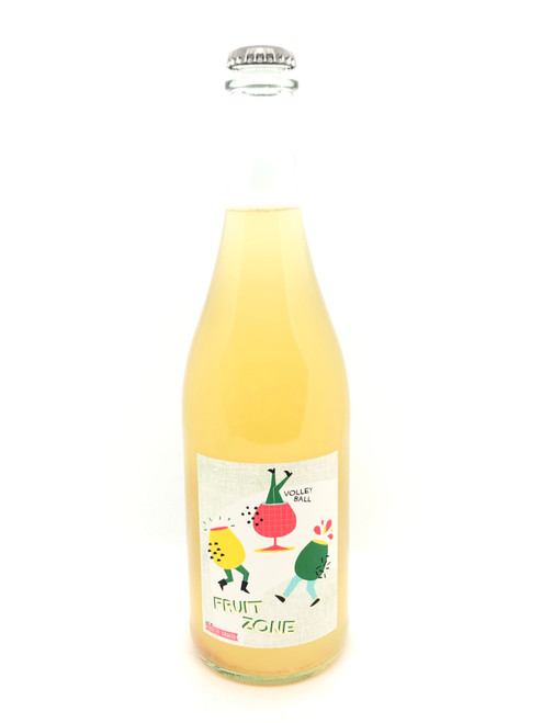 "Borachio ""Fruit Zone Volleyball"" Chardonnay Pet Nat"
