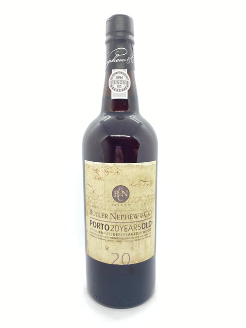 Butler Nephew & Co., 20 Year Old Tawny Port (NV)
