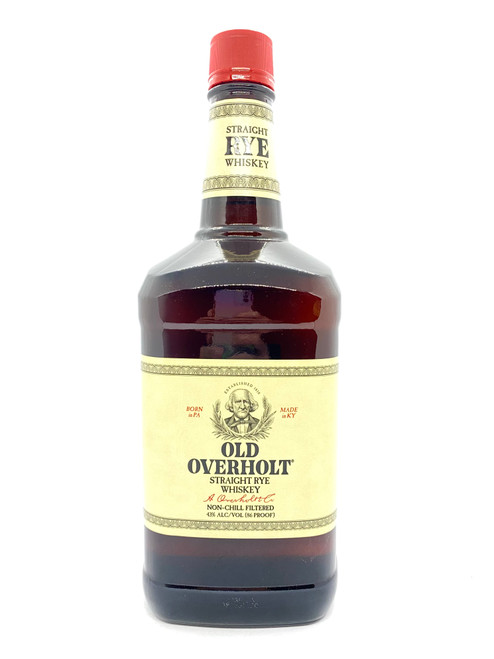 Old Overholt, Straight Rye Whiskey 86 Proof (1.75mL)