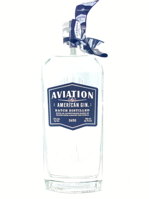 Aviation, Batch Distilled American Gin