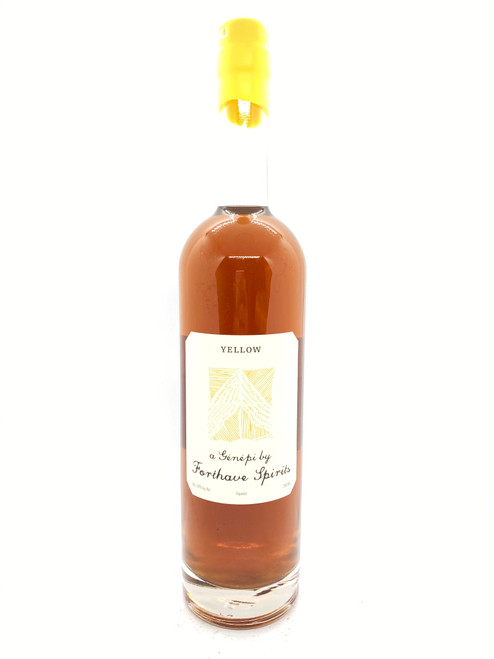 Forthave Spirits, Genepi Aperitif Yellow