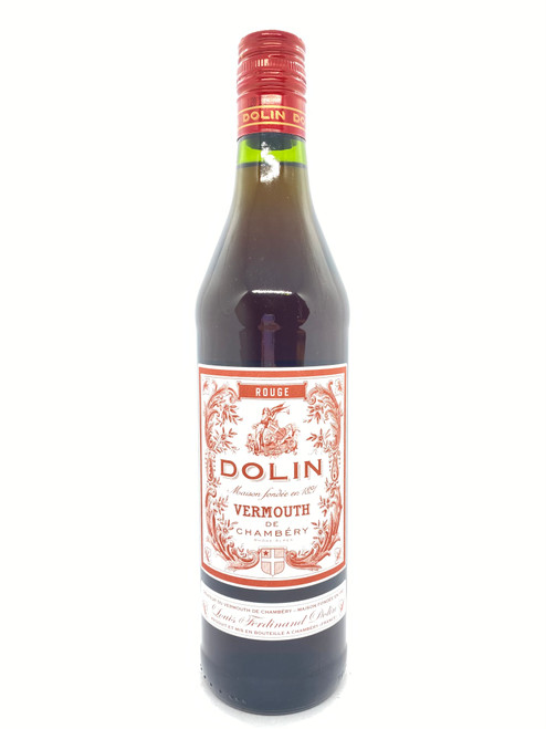 Dolin, Vermouth de Chambéry Rouge