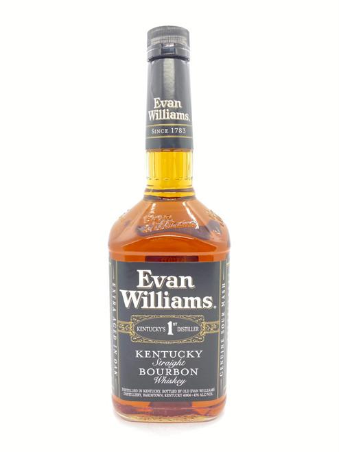 Evan Williams, Kentucky Straight Bourbon Whiskey (1L)