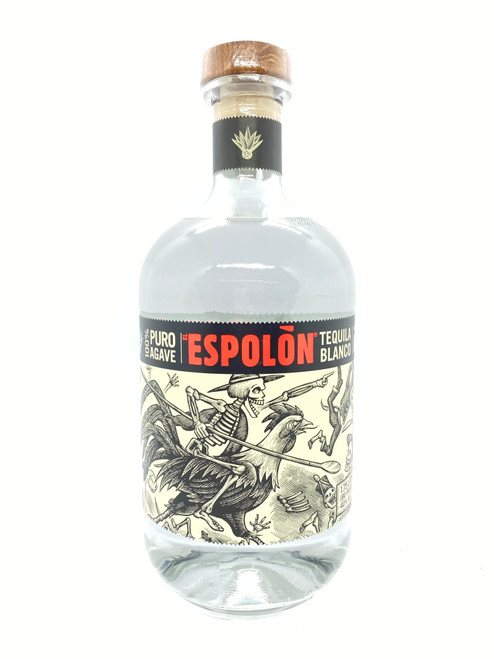 Espolón, Blanco Tequila (1.75L)