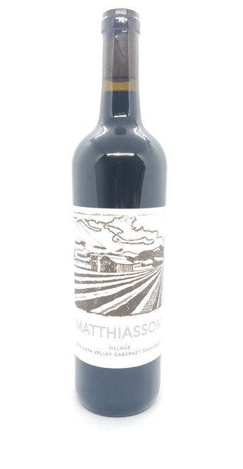 Matthiasson, Cabernet Sauvignon Village No.2 Napa Valley