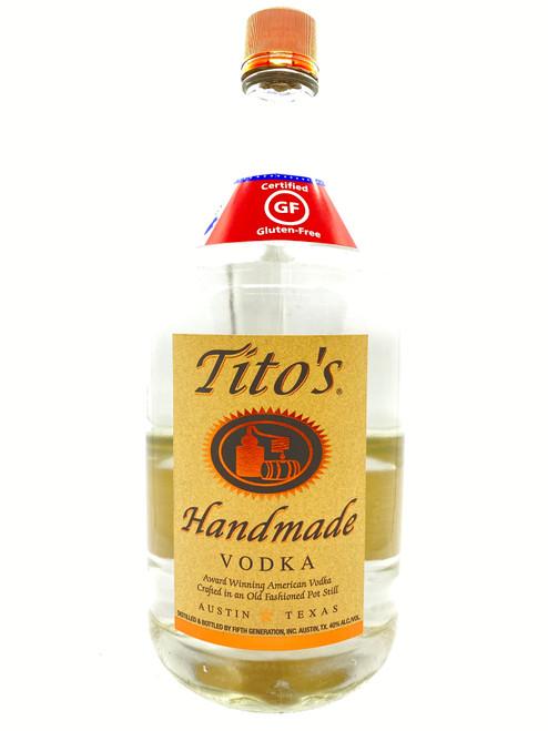 Tito's Handmade Vodka, Handmade Vodka (1.75L)