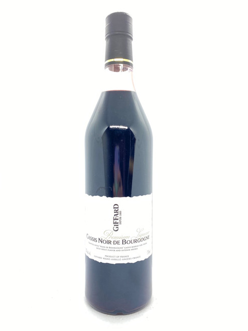 Giffard, Cassis Noir de Bourgogne Premium Liqueur
