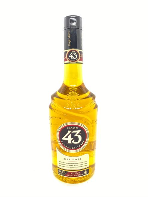 Licor 43, Original Cuarenta Y Tres Liqueur