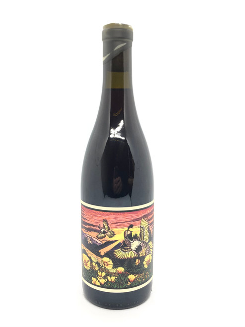 Florèz Wines, The Pope's Smoke Grenache Santa Cruz Mountains