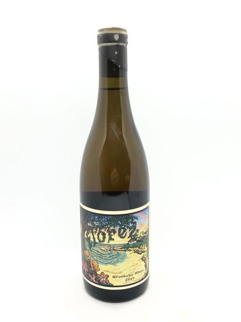 Florèz Wines, Grenache Blanc White Rhino Dunnigan Hills
