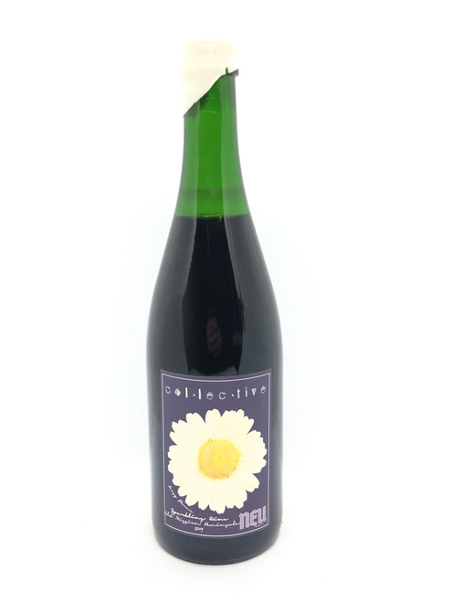 Neu Cellars, Collective Sparkling wine Old Mission Peninsula