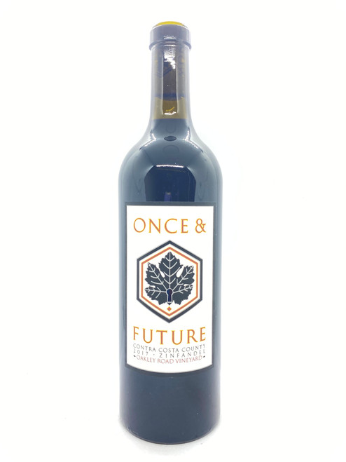 Once & Future Wine, Zinfandel Oakley Road Vineyard