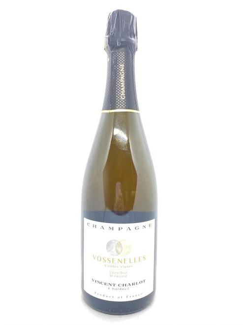 Champagne Vincent Charlot, Champagne Extra Brut Vosenelles (2014)