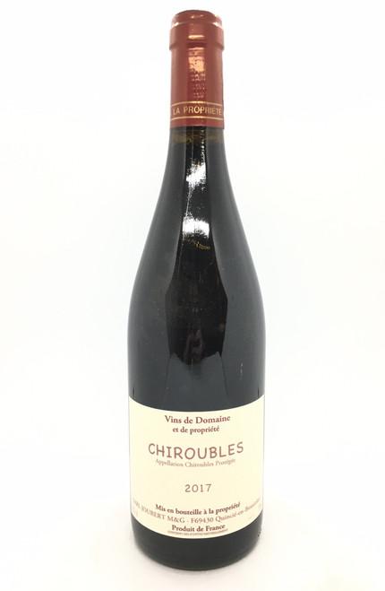 Domaine Joubert, Chiroubles Vieilles Vignes