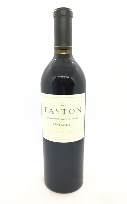 Easton Estate Zinfandel  - Shenandoah Valley