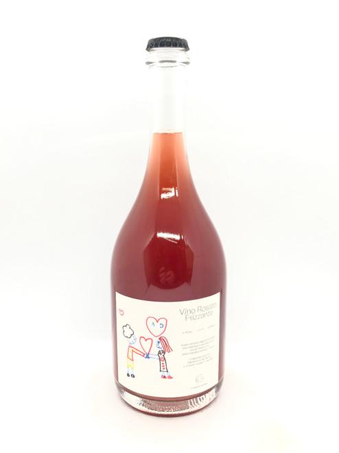 Cantina Giardino, Frizzante Vino Rosato