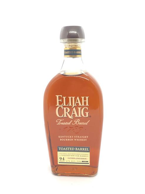 Elijah Craig Toasted Barrel Bourbon