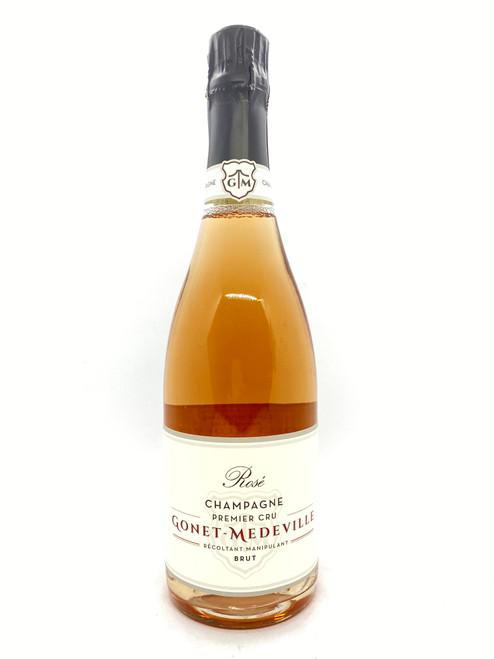 Gonet-Médeville, Champagne Extra Brut 1er Cru Rosé