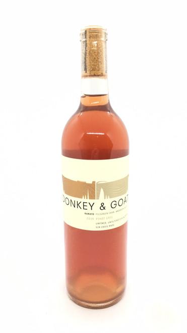 Donkey & Goat, Pinot Gris Ramato Filigreen Farm Anderson Valley
