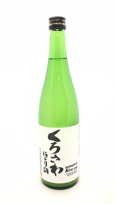 Kurosawa, Nigori Sake 720mL