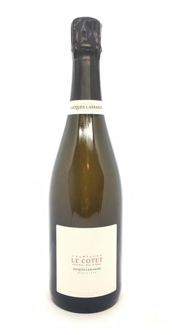 Jacques Lassaigne, Champagne Le Cotet Blanc de Blancs Extra Brut