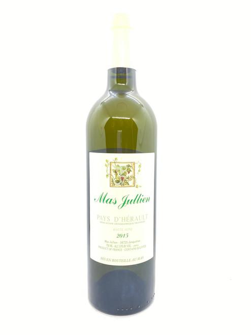 Mas Jullien, Vin de Pays de l'Hérault Blanc